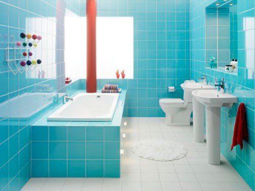 Как отмыть ванную
