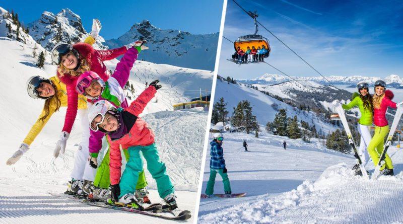 Где сейчас отдыхают российские туристы-горнолыжники?