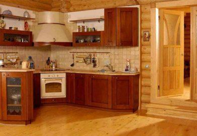 Как очистить деревянную поверхность.