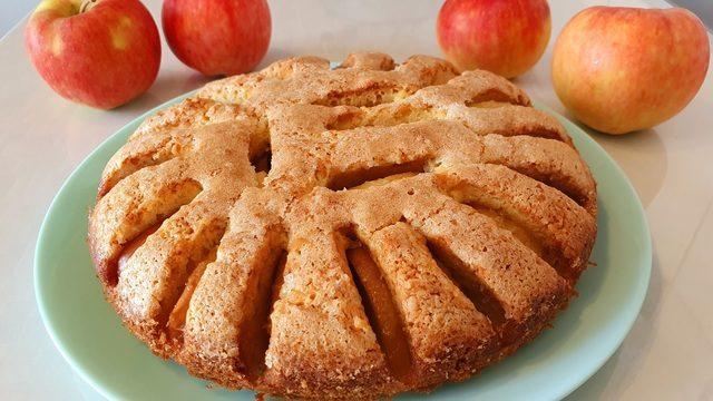 Шикарный яблочный пирог