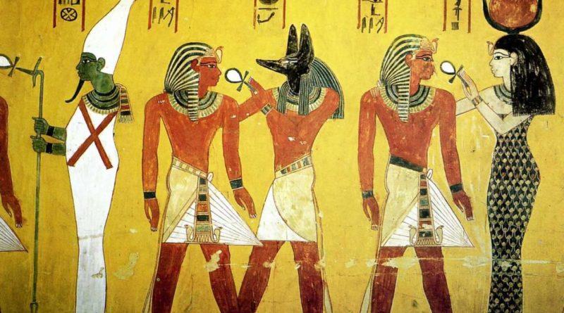 Удивительное питание Древнего Египта. Что ели фараоны? Почему быть жрецом было страшно?