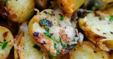 Картошечка с итальянскими травами