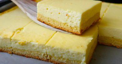 Большая порция творожного десерта: рецепт пирога-сырника