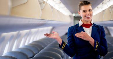 5 мрачноватых фактов о работе стюардесс