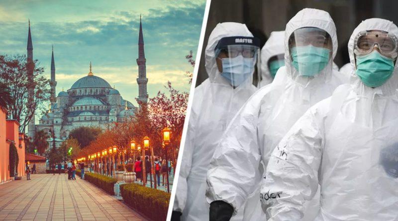 В Турции задержали российских туристов за празднование Нового года