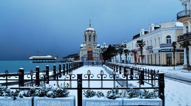 5 поводов посетить Ялту именно зимой