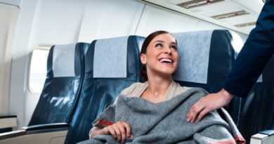 4 совета, как быстро уснуть в самолёте