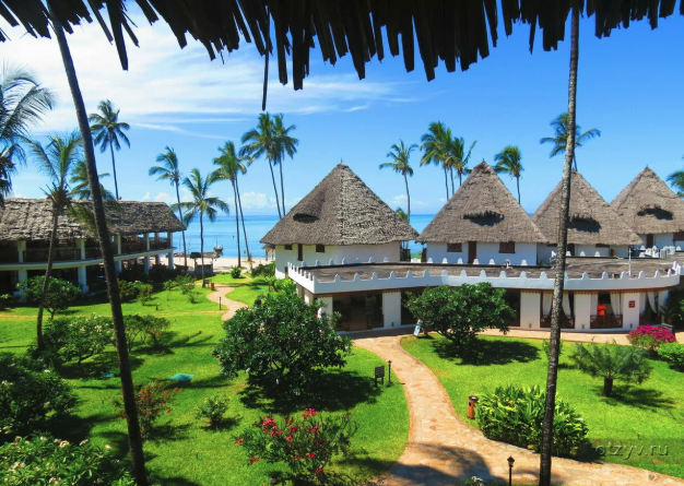 Странный запрет: почему туристам на Занзибаре запрещено оголять пупок