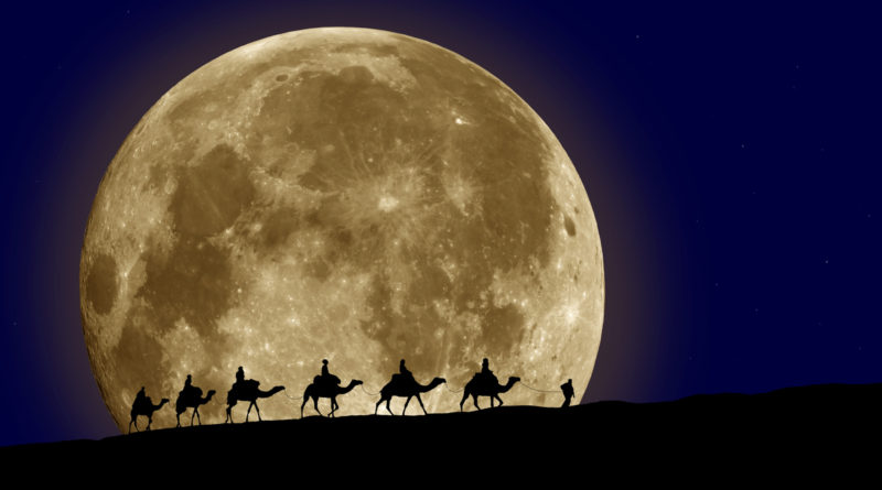 Почему в пустыне ночью холодно, а днём жара?