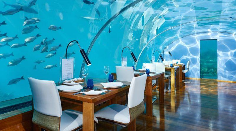 Рестораны с необычной «фишкой», которые стоит посетить в путешествиях