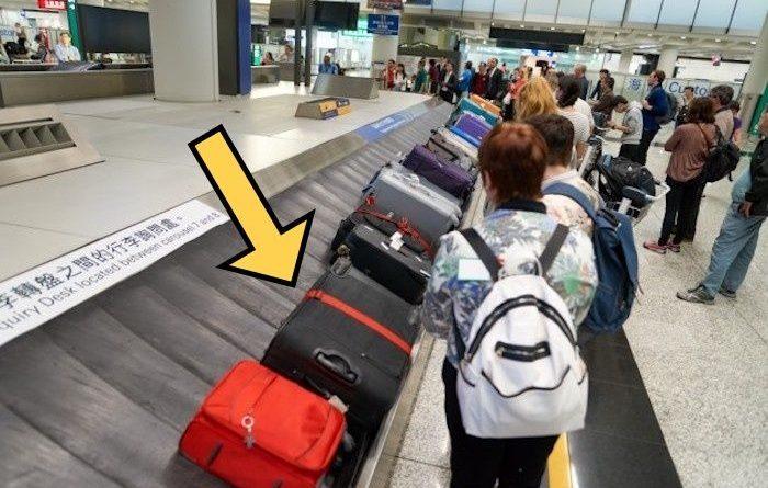 Эффективный способ быстро отыскать свой чемодан в аэропорту
