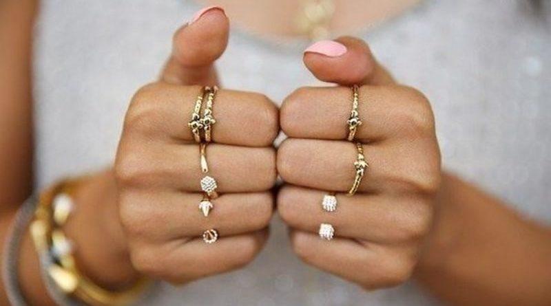 Правильно ли мы носим золотые украшения?