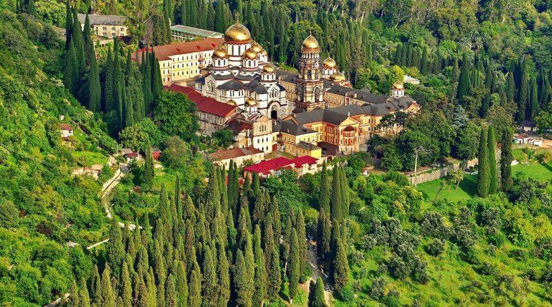 Два пишем, три в уме… или как я ездила на экскурсию в Абхазию из Сочи.