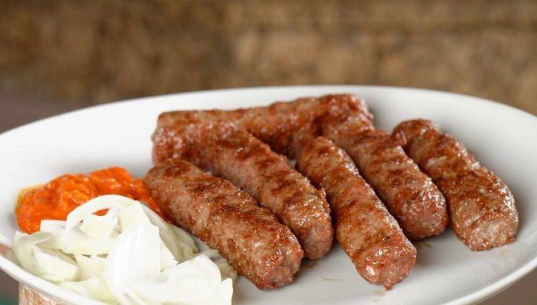 «Чевапчичи» — жареные колбаски из фарша