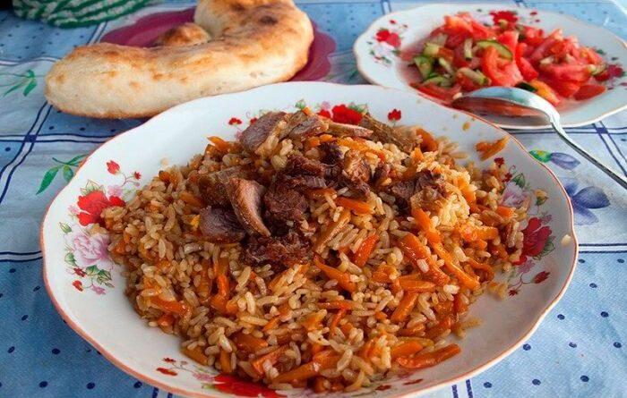 Плов по-таджикски