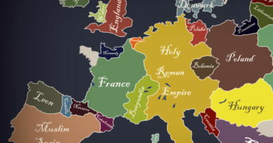 20 интересных фактов о странах Европы