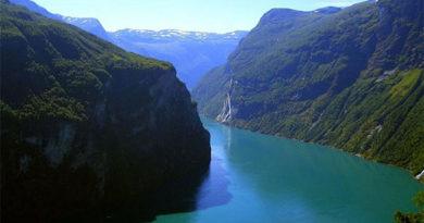 Норвегия. Скандинавские Эмираты