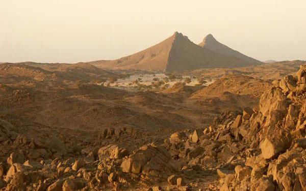 Тассилин-Аджер: уникальное плато в Сахаре