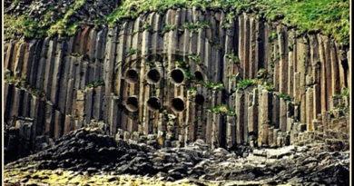 Байгунские трубы, природный феномен или артефакт древних?