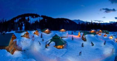 Вы бы не точно не хотели там оказаться: самые холодные места Земли
