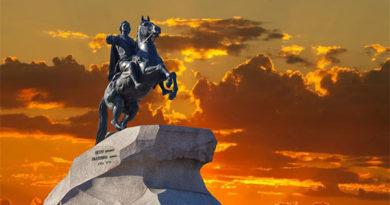 Памятник Петру 1: 8 главных памятников
