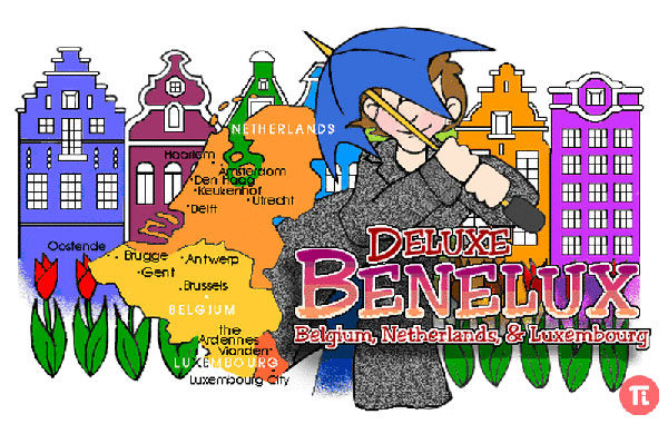 Страны Бенилюкса
