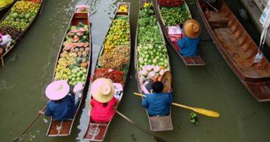 10 фактов о Таиланде, в котором сейчас 2558 год