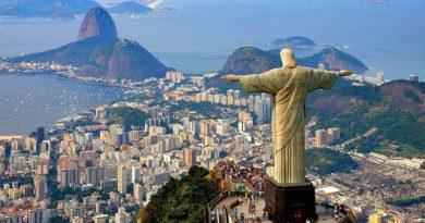 Удивительное в Бразилии