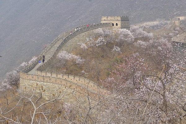 Великая Китайская стена: интересные факты