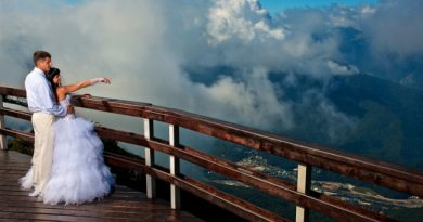 10 романтических мест в Сочи
