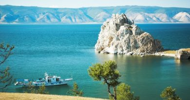 7 тайн Байкальского озера