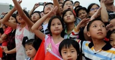 Почему в Китае много людей?