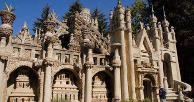 Идеальный замок Жозефа Фердинанда Шеваля