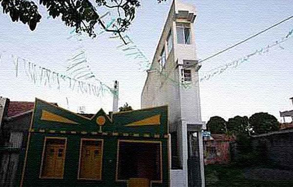 Злой дом — памятник человеческой вредности