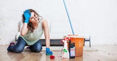 Чем лучше мыть полы