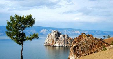 Красавец-Байкал: 10 фактов