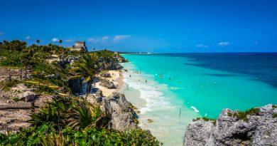 Красивые и необычные места Мексики