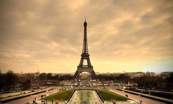 Секретная квартира на самом верху Эйфелевой башни