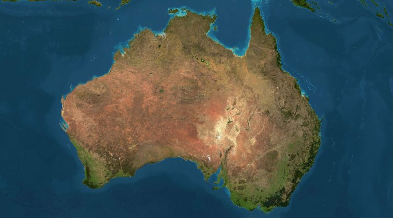 Австралия - страна-сказка! Только страшная.