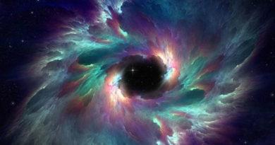 Цвет Вселенной постоянно меняется
