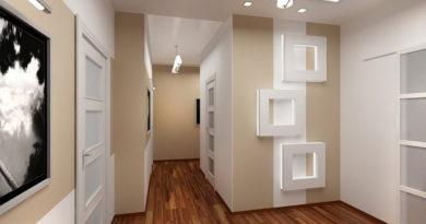 Ремонт коридора: тонкости