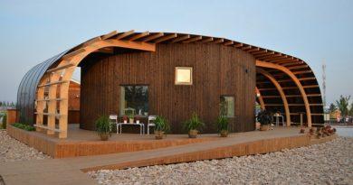Дом-мечта: самые необычные дизайны домов в самых неожиданных местах