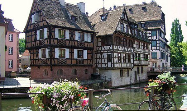 Страсбург — город двух культур