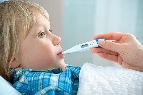 Температура у ребенка больного диабетом