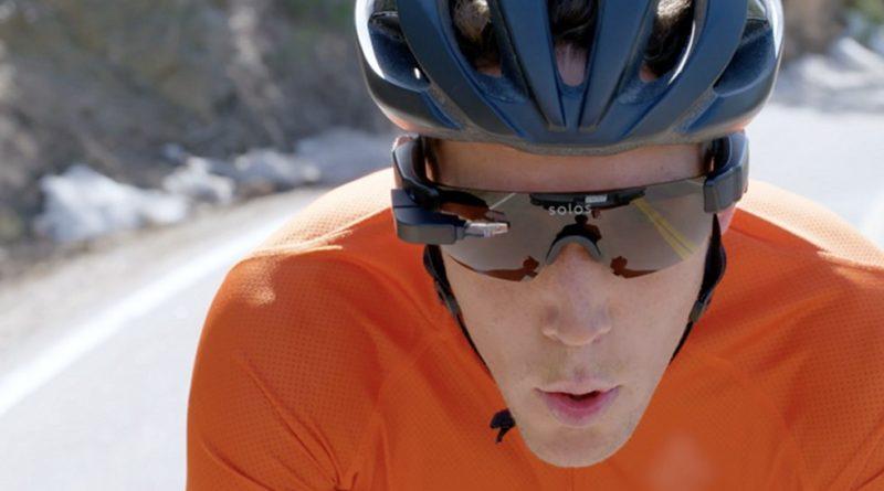 SOLOS разработала специальные VR-очки для спортсменов