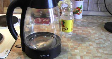 5 способов, как очистить чайник от накипи