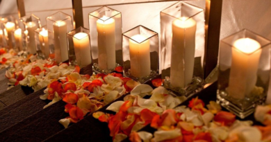 5 потрясающих идей оформления свечей