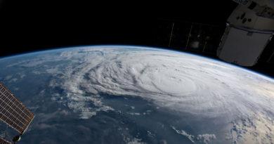 Вид из космоса: самые разрушительные ураганы за последние 20 лет