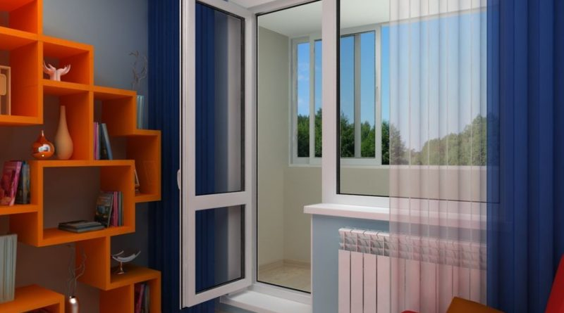 Как отрегулировать пластиковую балконную дверь