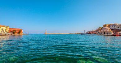 15 лучших пляжей в области Ханья (Греция)